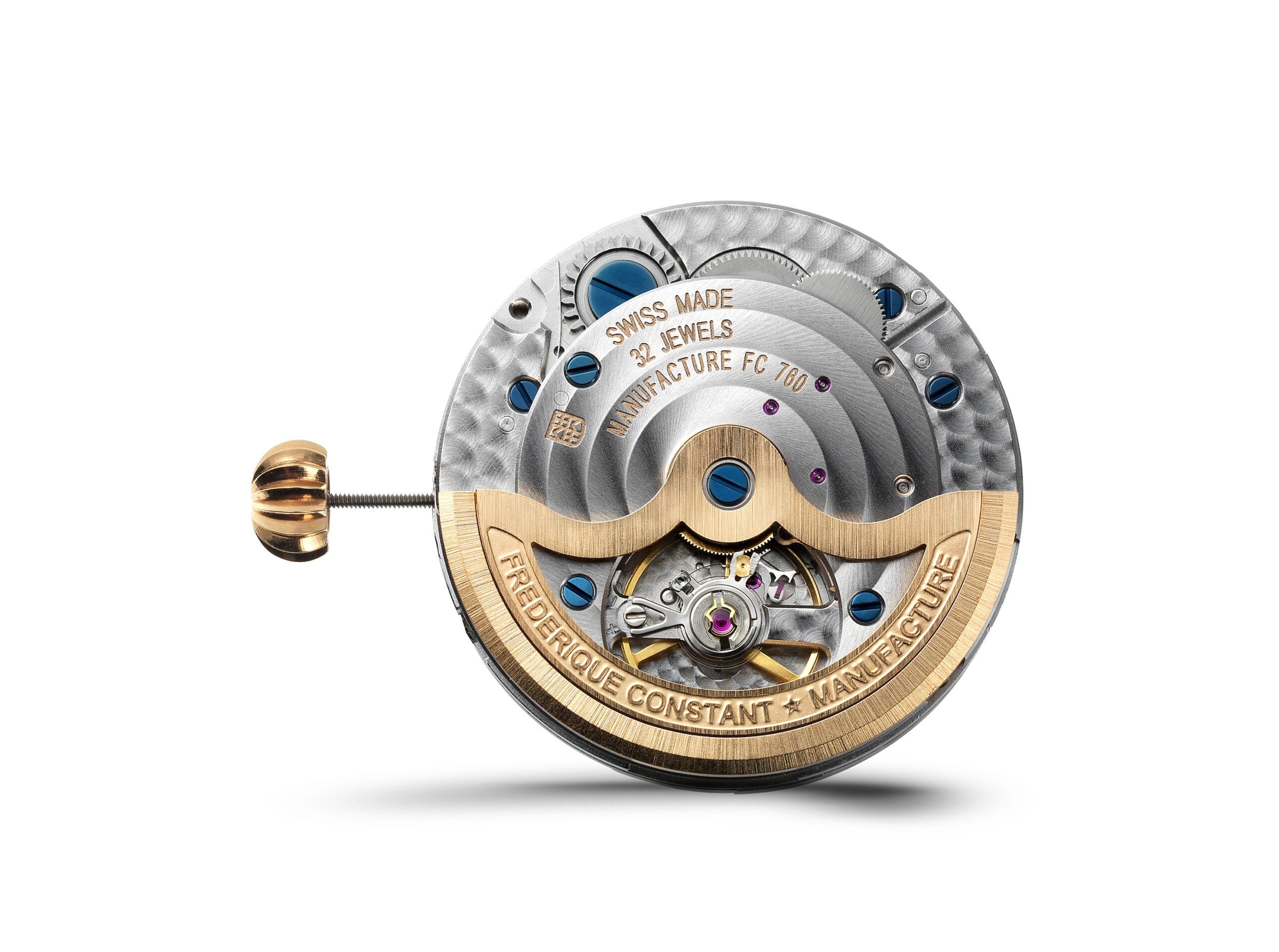 Frédérique ConstantFLYBACK CHRONOGRAPH MANUFACTURE CALIBERFC-760
