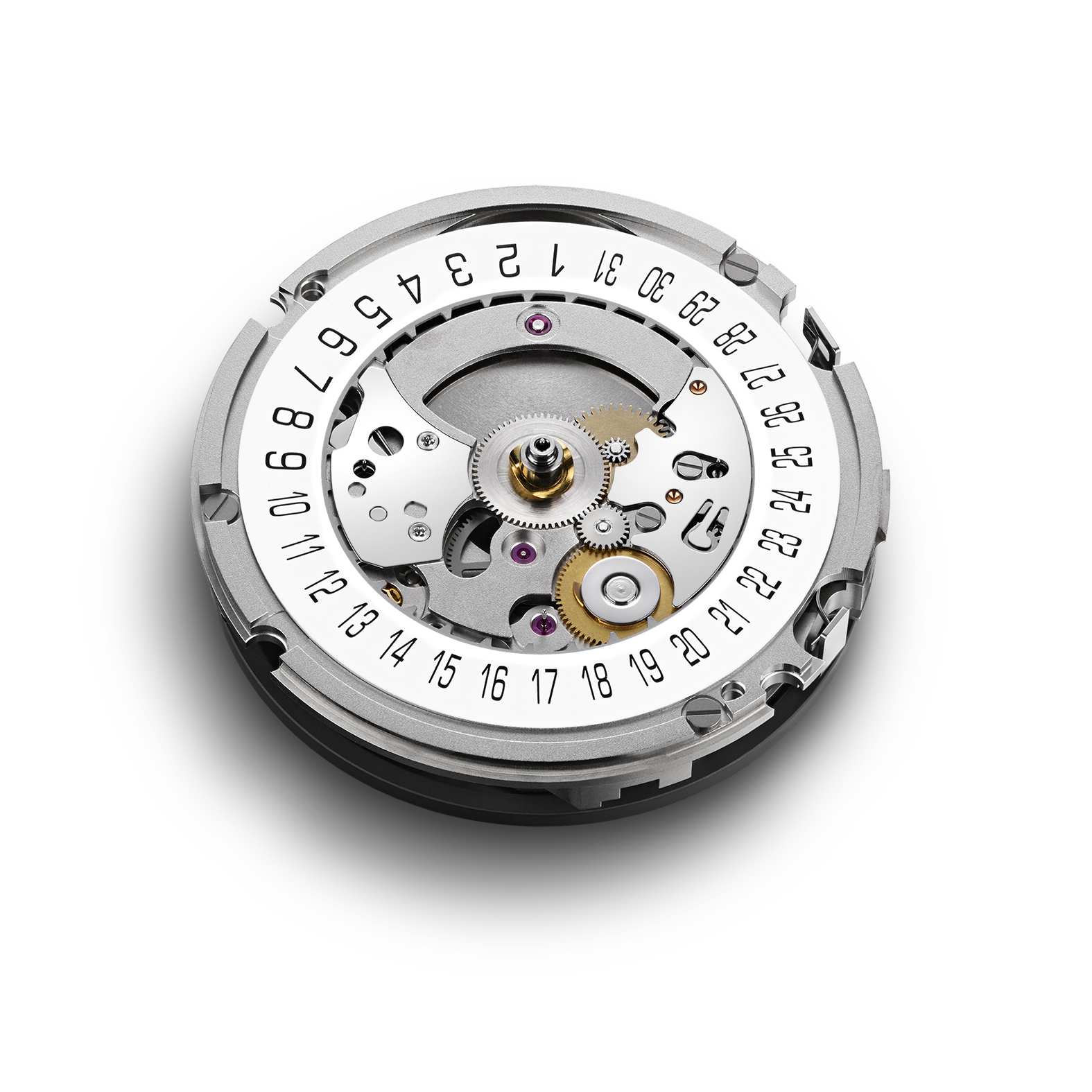 TAG Heuer 02 Manufacture Calibre - automatic chronograph with date & 80-hour power reserve