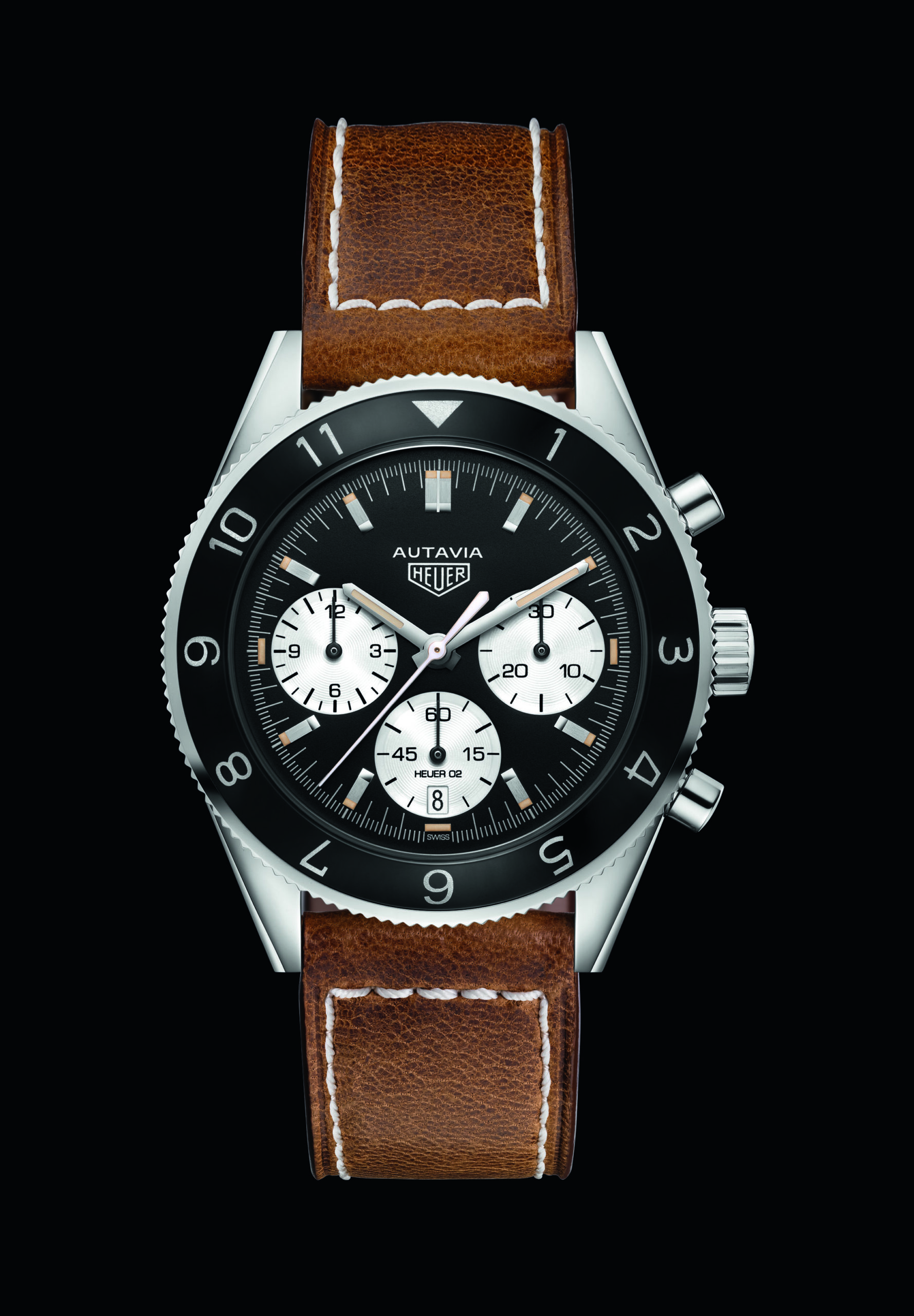 TAG Heuer Autavia Heuer 02 Chrono 42 mm