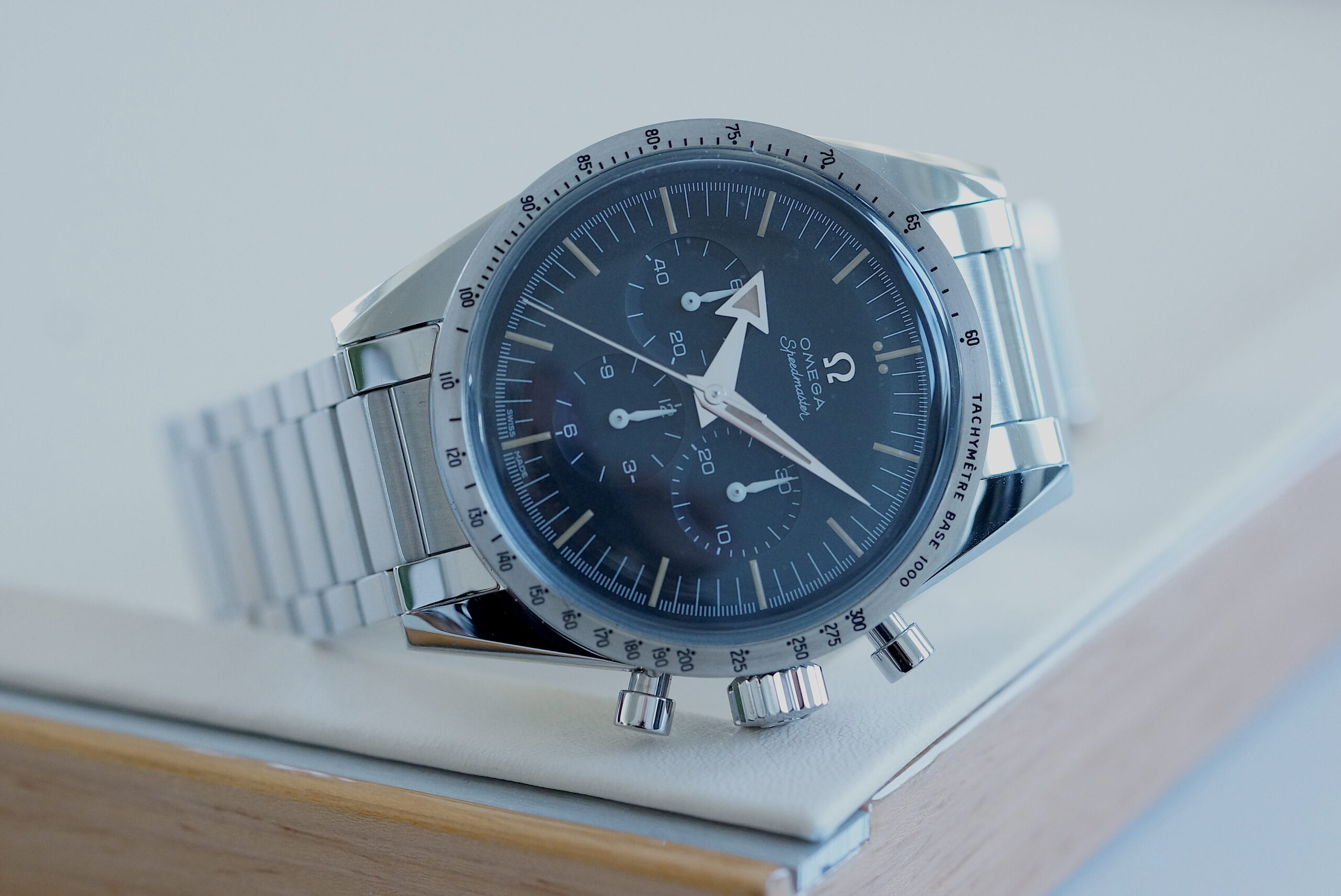 Omega 1957 Trilogy SPEEDMASTER Calibre 1861