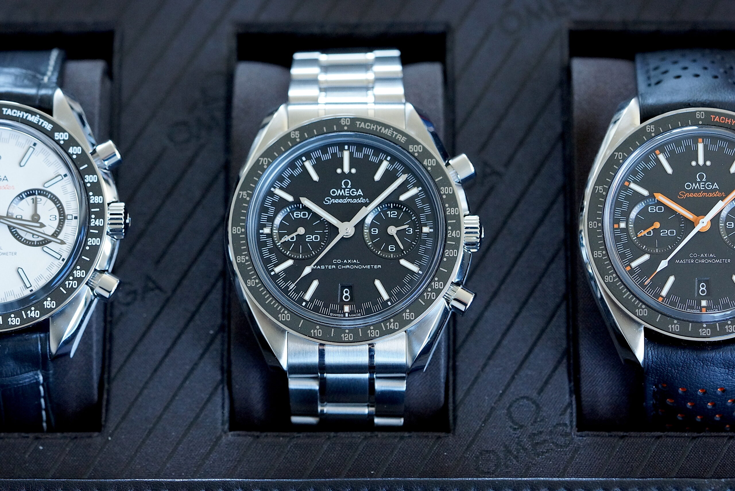 Omega Speedmaster Racing Co-Axial Master Chronometer