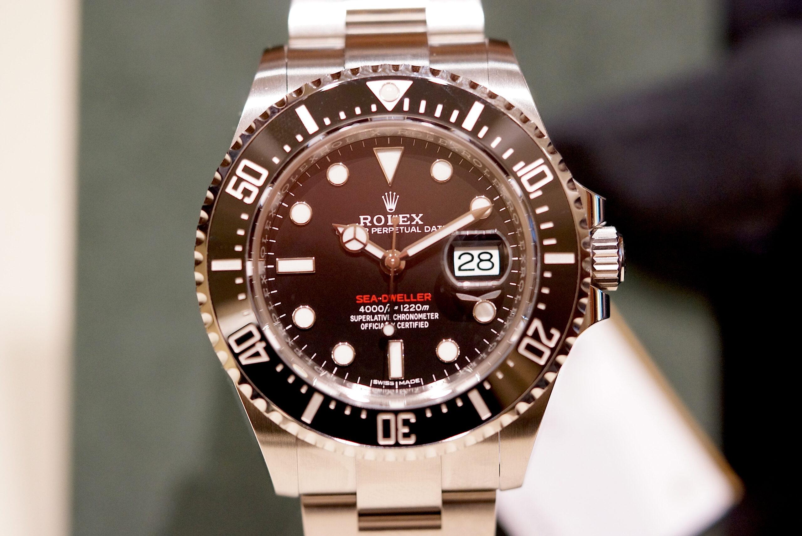 Rolex Oyster Perpetual 'Sea-Dweller'