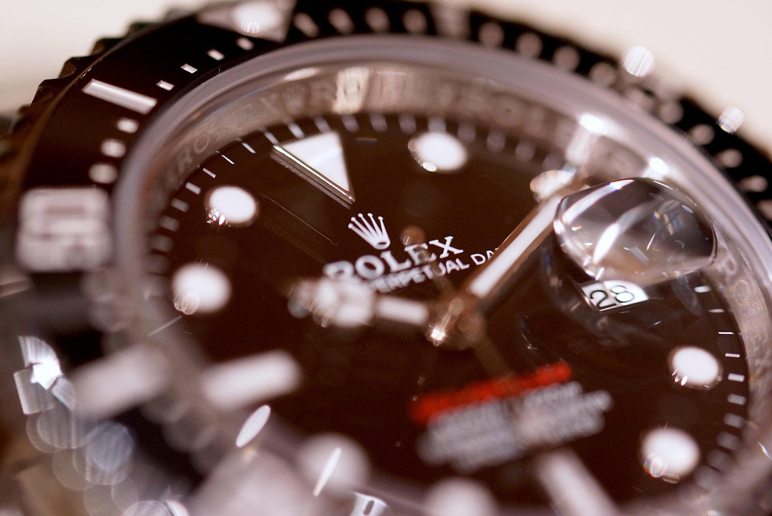 Rolex Oyster Perpetual Sea-Dweller