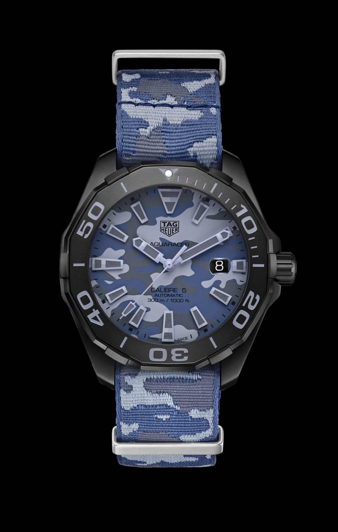 TAG Heuer AQUARACER Camouflage 300 Metres – Calibre 5