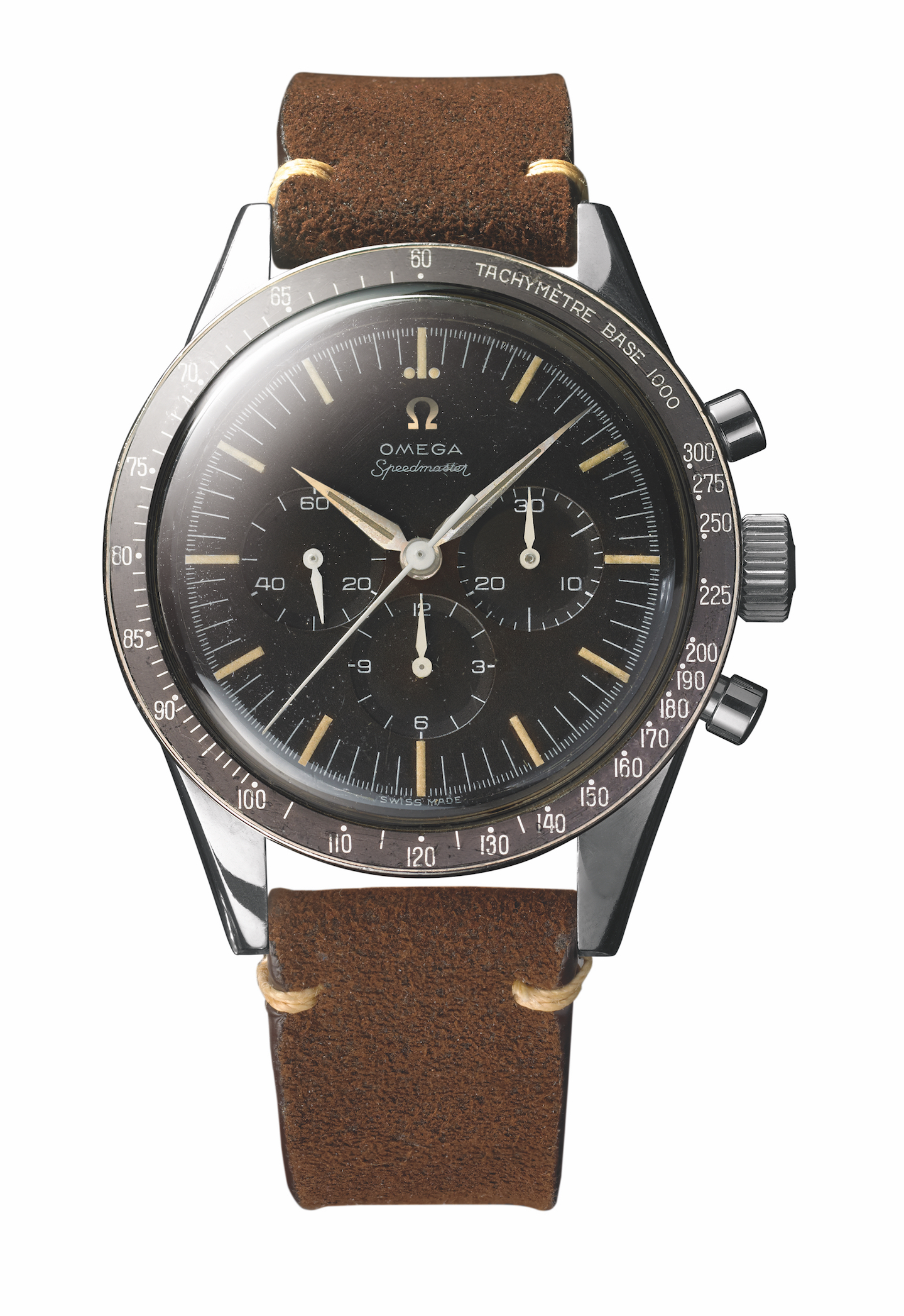 Omega Speedmaster FIRST OMEGA IN SPACE 1959