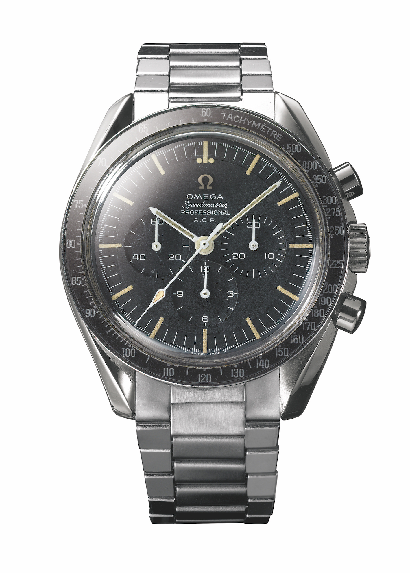 Omega Speedmaster Automovil Club Peruano 1964