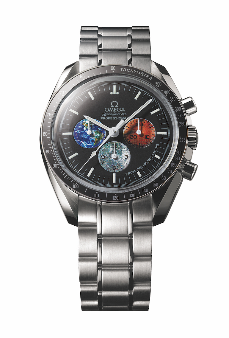 Omega Speedmaster FROM THE MOON TO MARS 2003