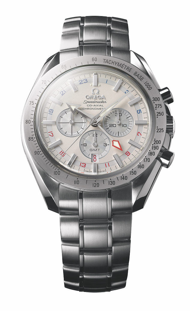Omega Speedmaster CO-AXIAL GMT 2005