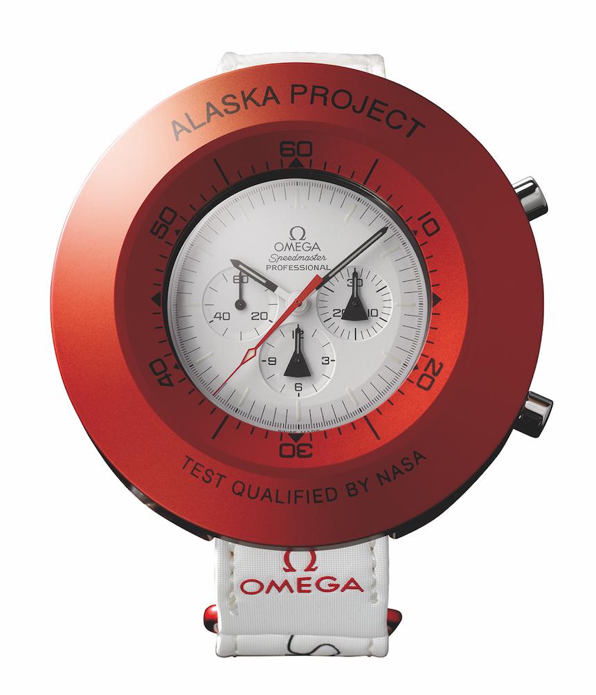 Omega Speedmaster ALASKA PROJECT 2008