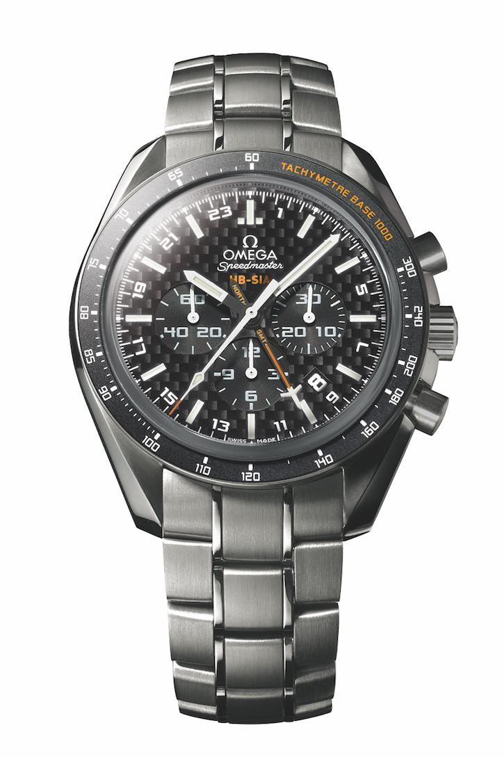 Omega Speedmaster HB-SIA GMT 2008