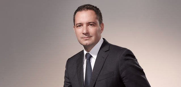 Julien Tornare CEO of Zenith