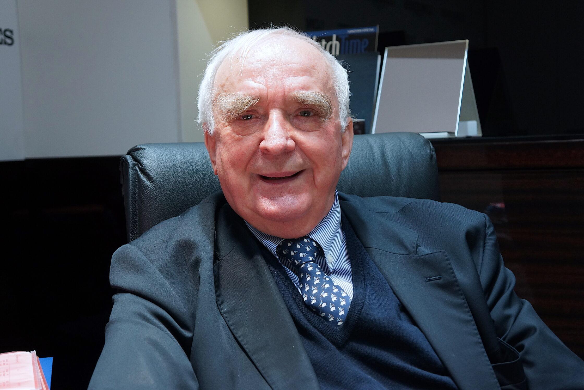 Walter von Känel, President Longines