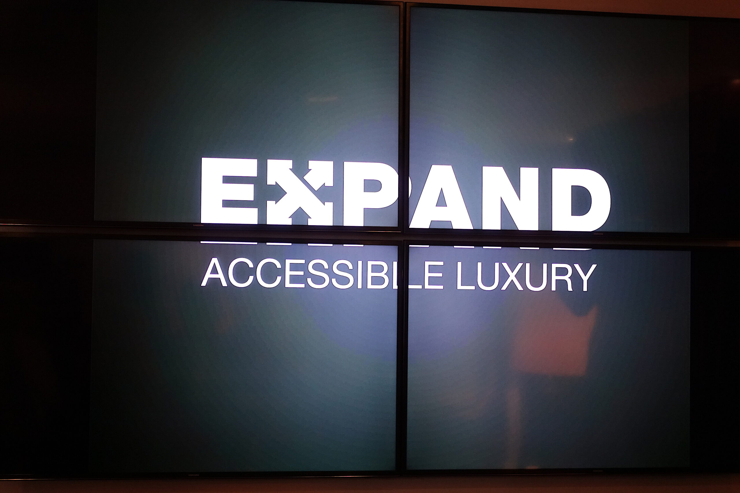 The objective now is: To expand accessible luxury.