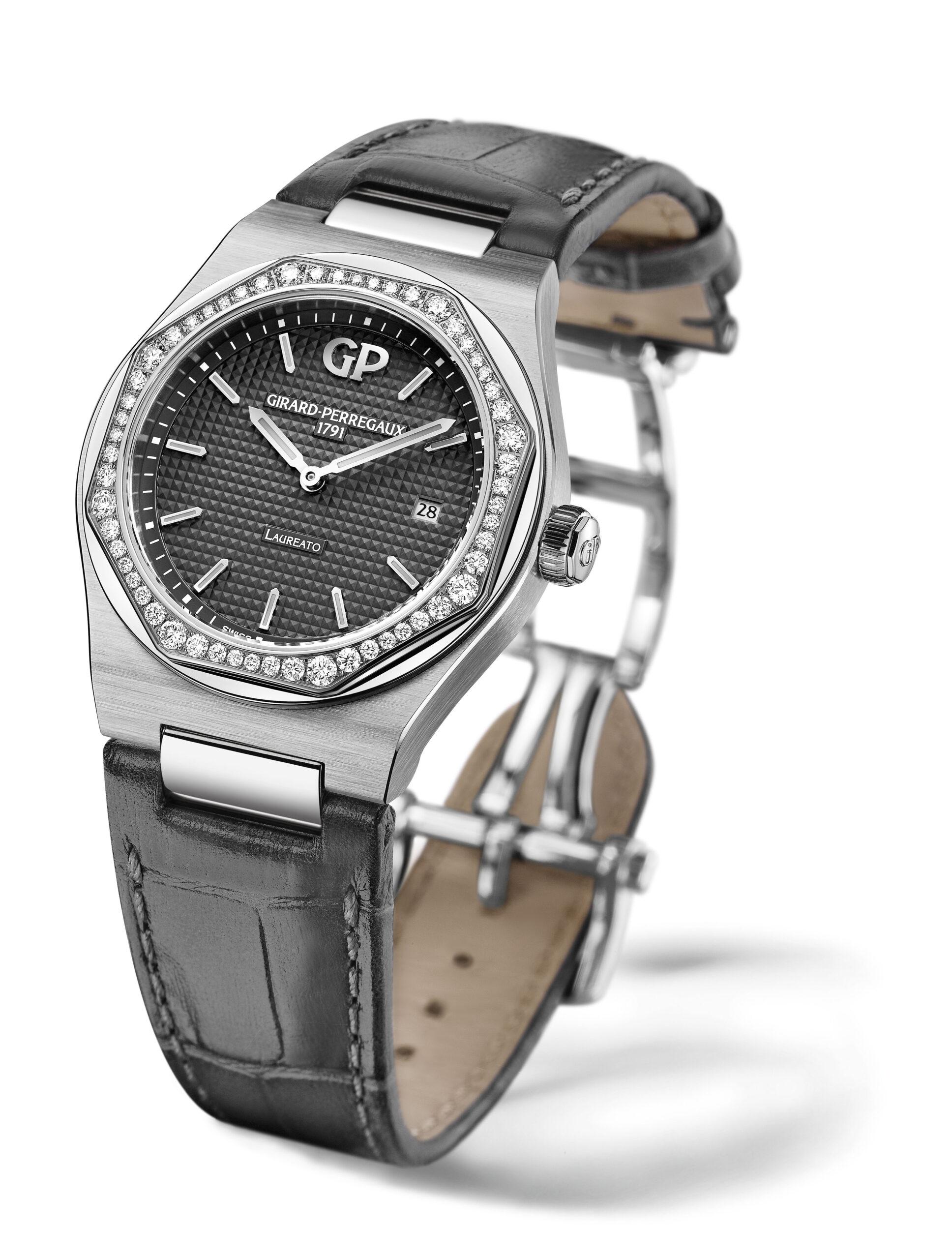 Girard-Perregaux Laureato 34 mm