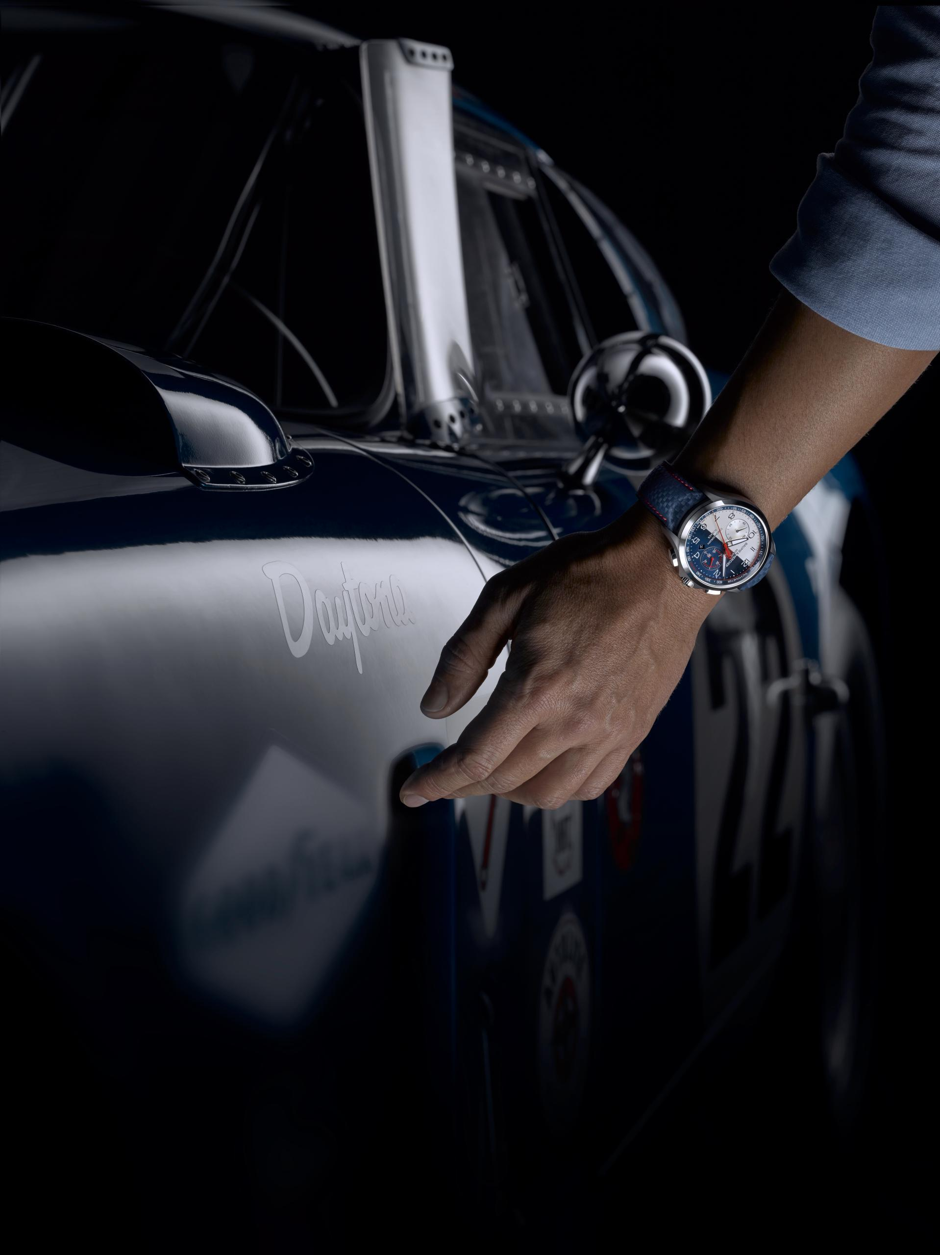 Baume & Mercier Clifton Club Shelby Cobra CSX2299