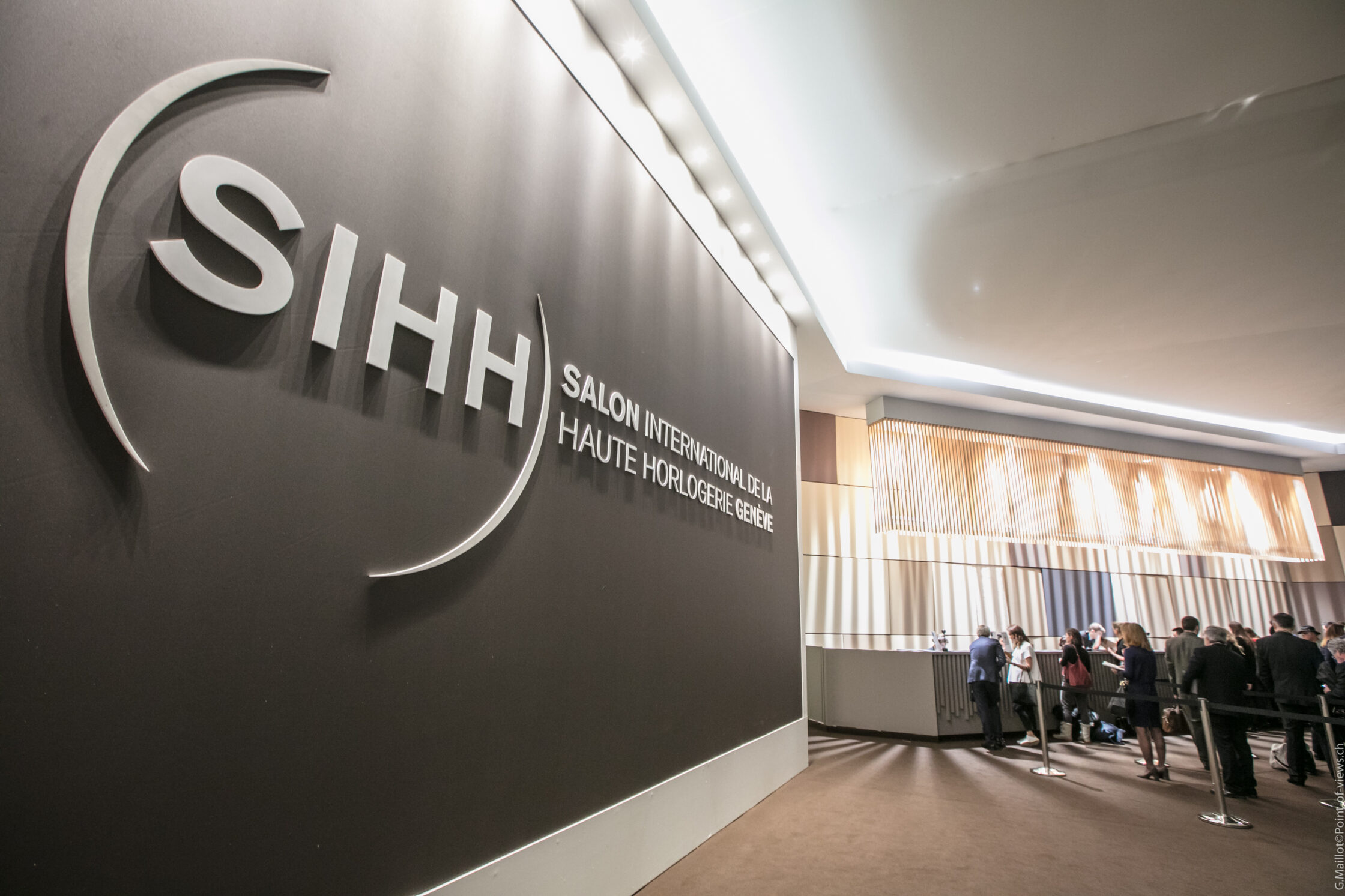 Salon International de la Haute Horlogerie (SIHH)