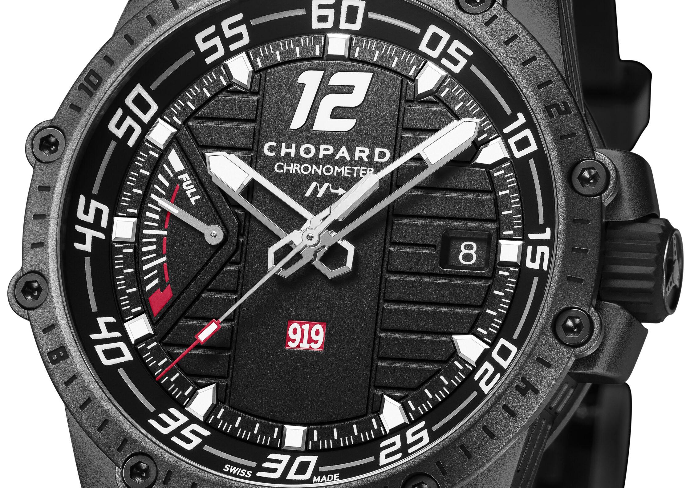 Chopard Superfast Power Control Porsche 919 HF Edition