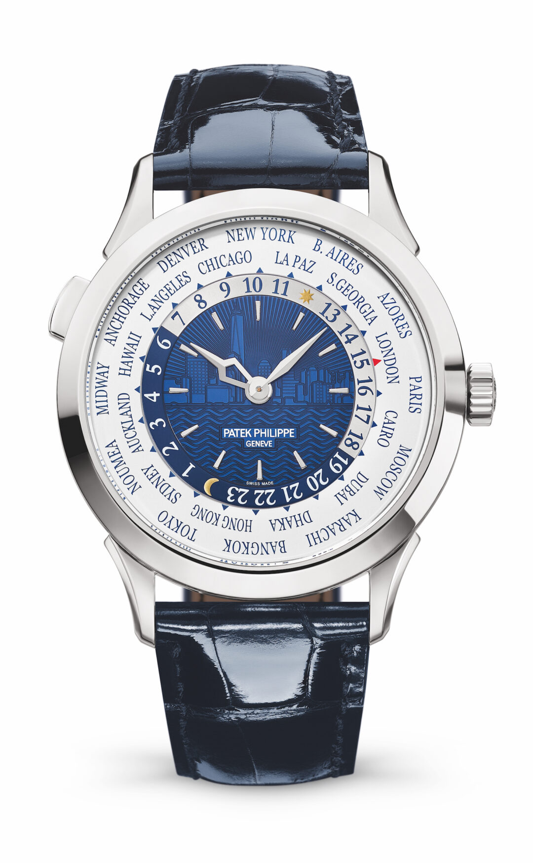 Patek Philippe Men's World Time Ref. 5230 New York 2017 Special Edition