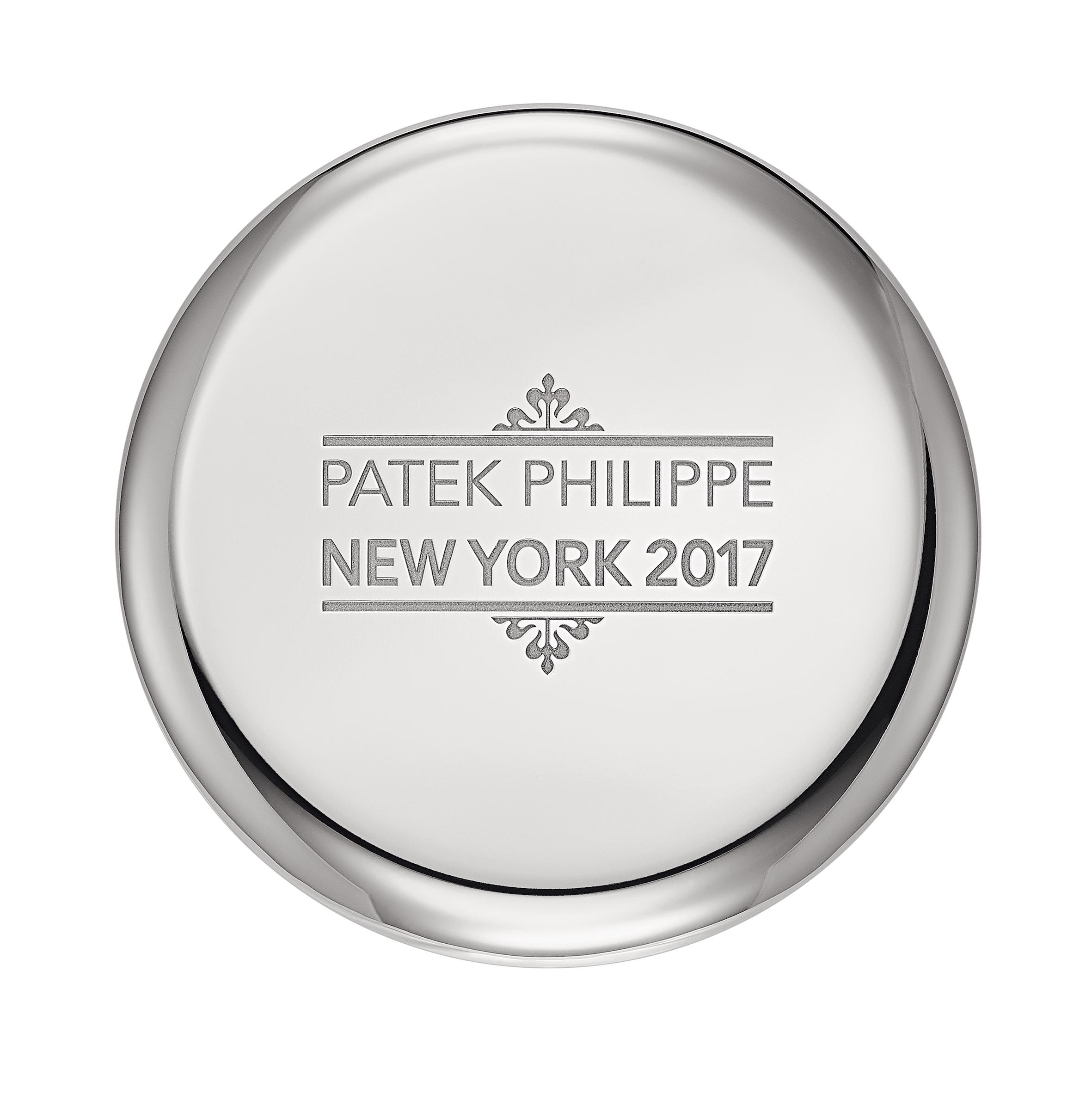 Patek Philippe Ladies' Minute Repeater Ref. 7000/250 New York 2017 Special Edition