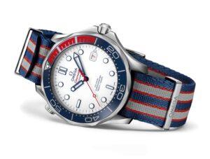 Omega Commander's Watch