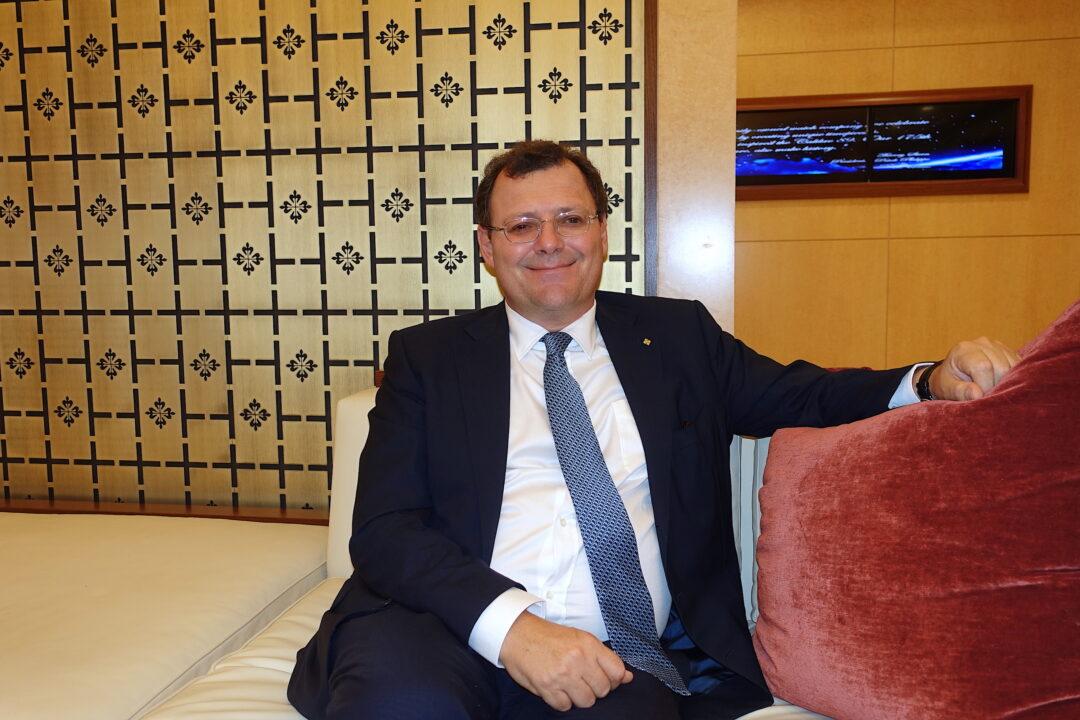 Thierry Stern, President Patek Philippe