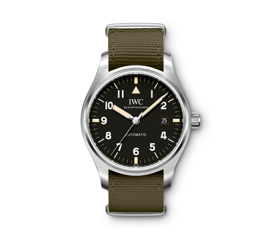 "IWC Schaffhausen Pilot's Watch Mark XVIII Edition ""Tribute to Mark XI"""