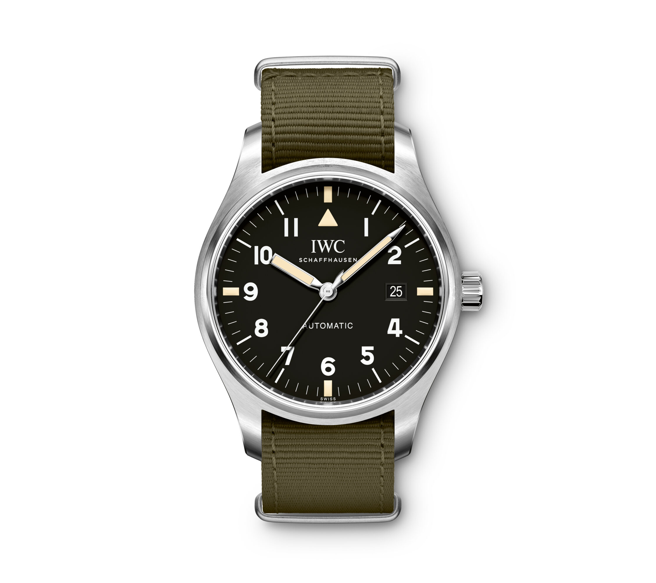 "IWC Schaffhausen Pilot's Watch Mark XVIII Edition ""Tribute to Mark XI"""