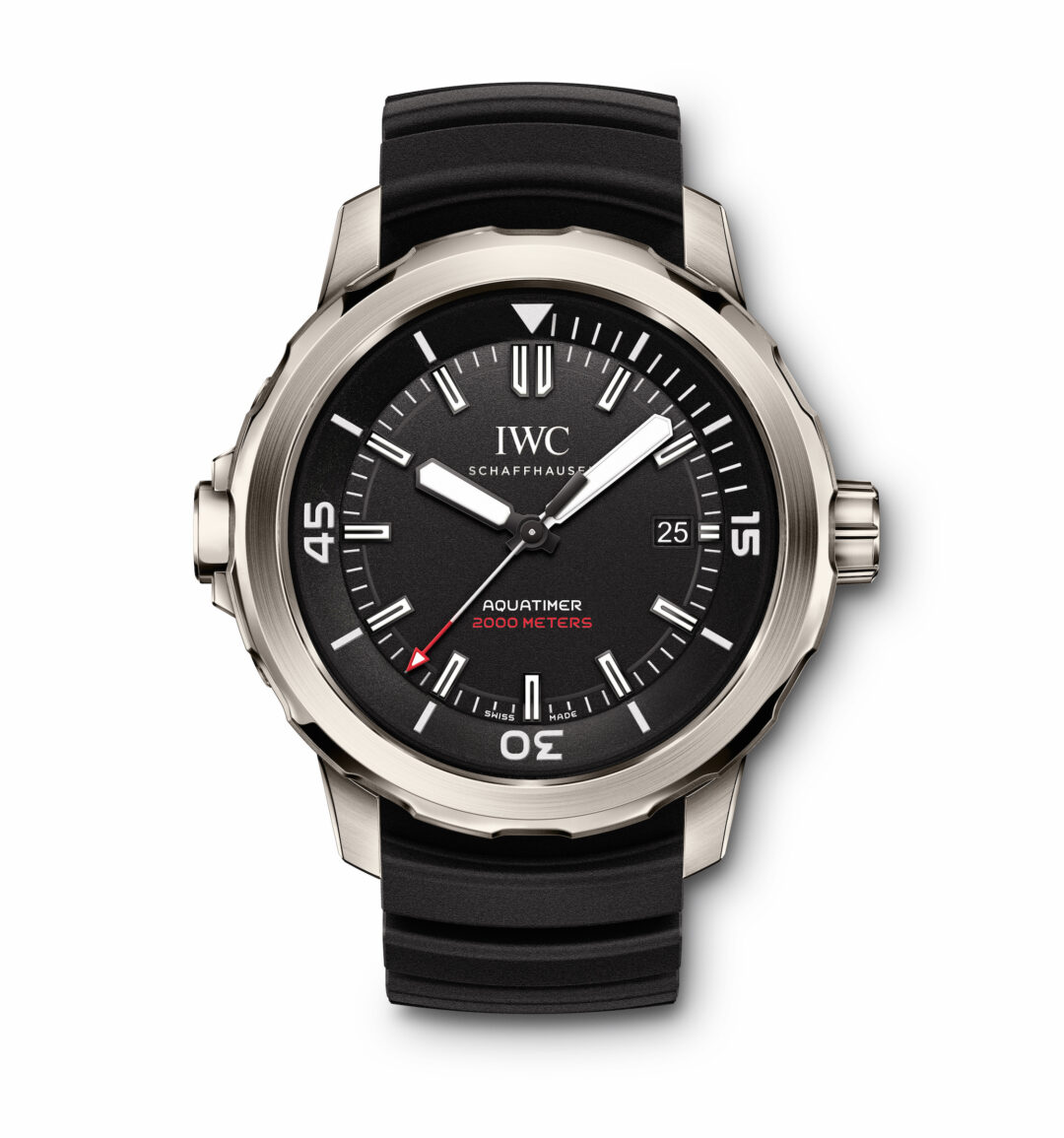 "IWC Schaffhausen Aquatimer Automatic 2000 Edition ""35 Years Ocean 2000"""