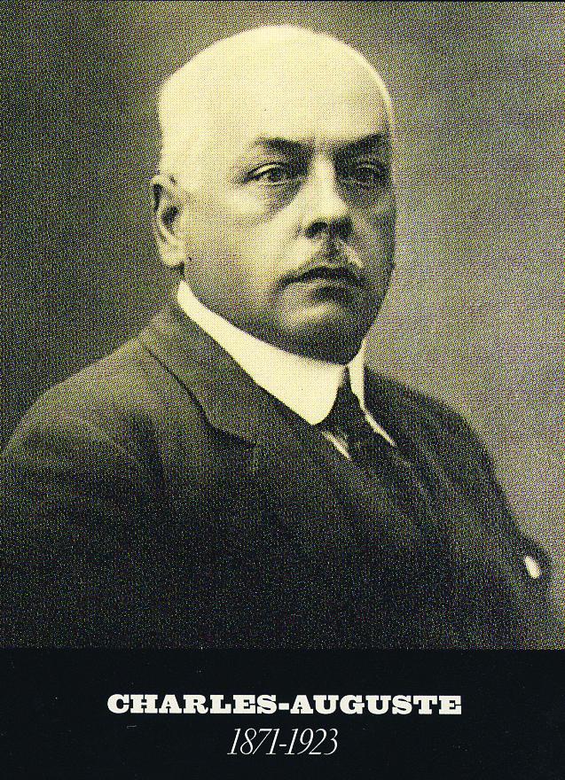 Charles-Auguste Heuer took over in 1891