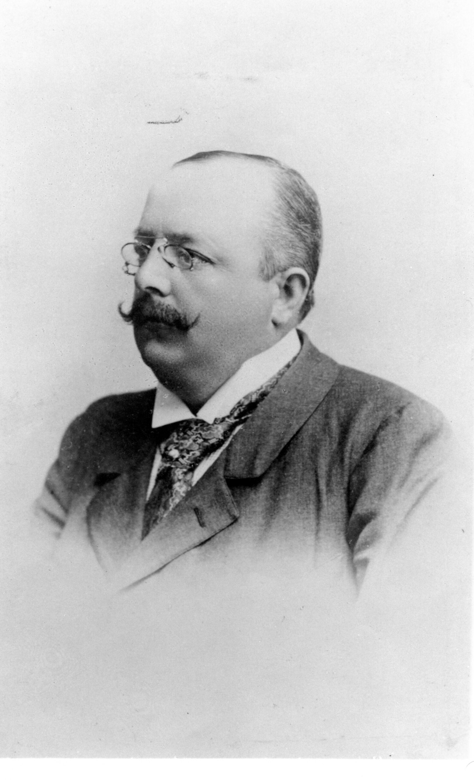 Edouard Heuer (1888), the founder of the company in 1861