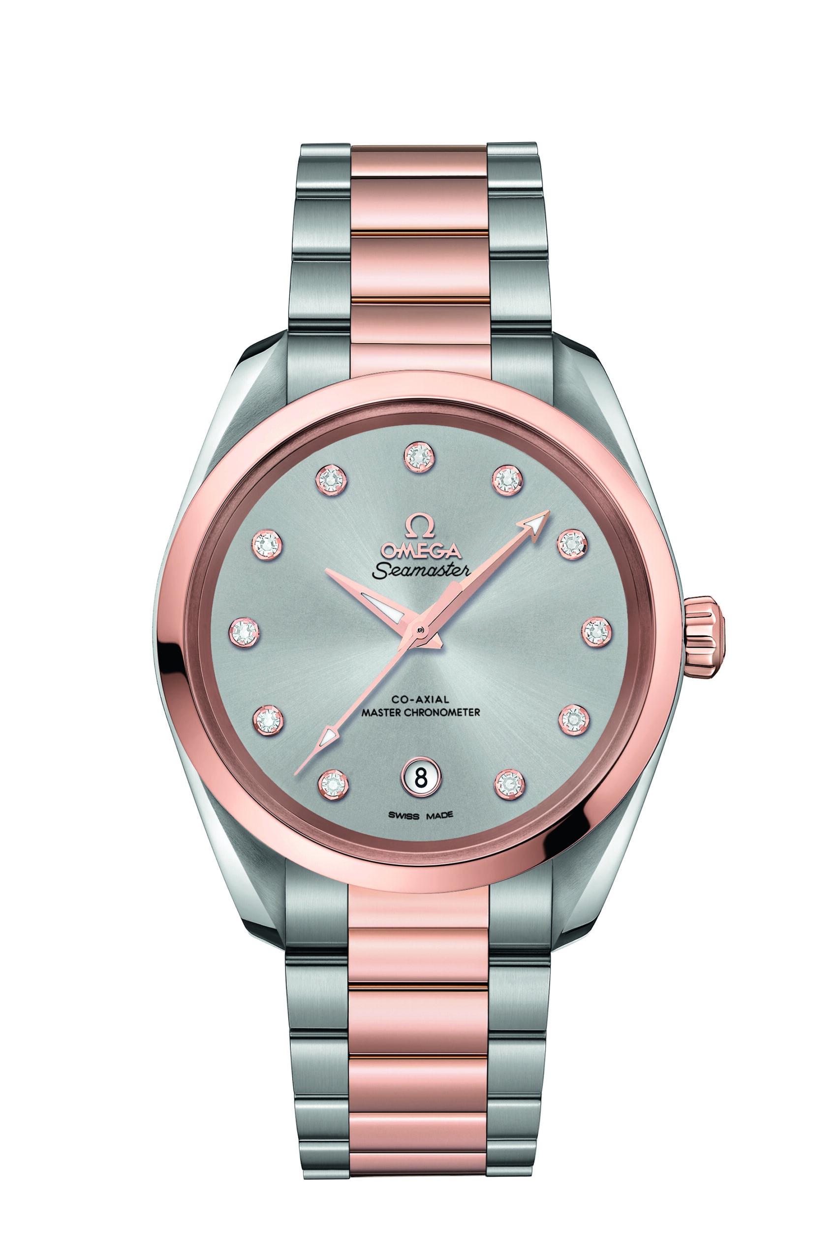 Omega Aqua Terra Ladies 10.800 Euro