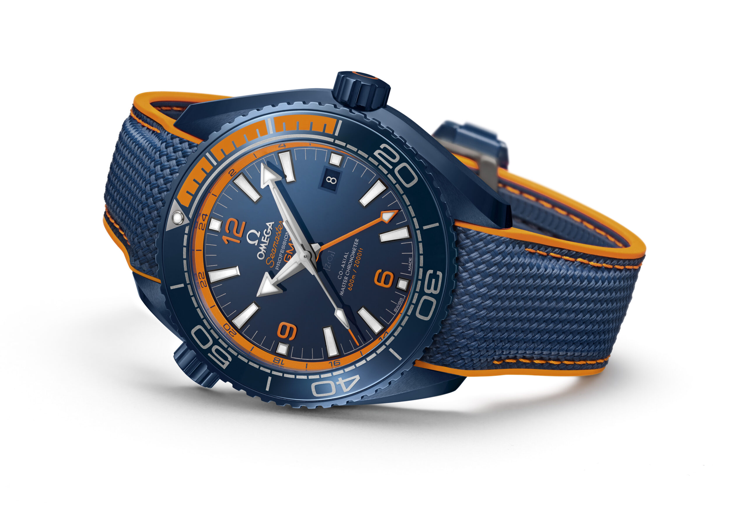 Omega Planet Ocean Big Blue 10.400 Euro