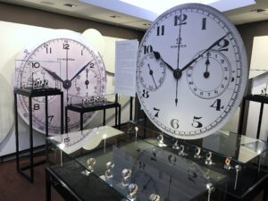 Beyer Clock and Watch Museum presents achronograph exhibition