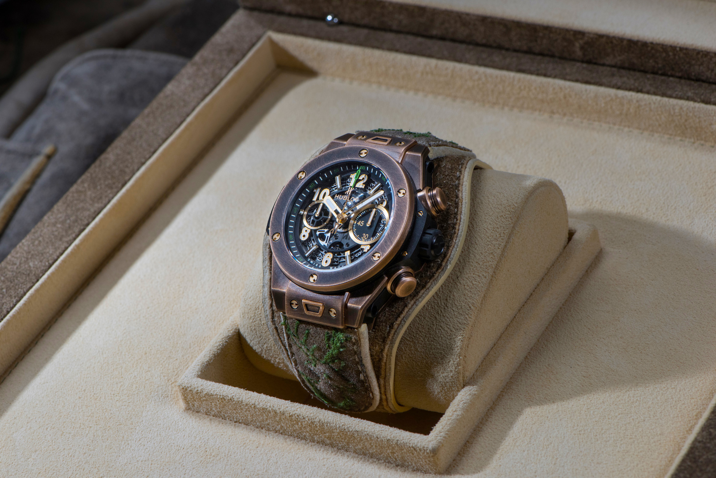 Hublot Big Bang Unico Bavaria