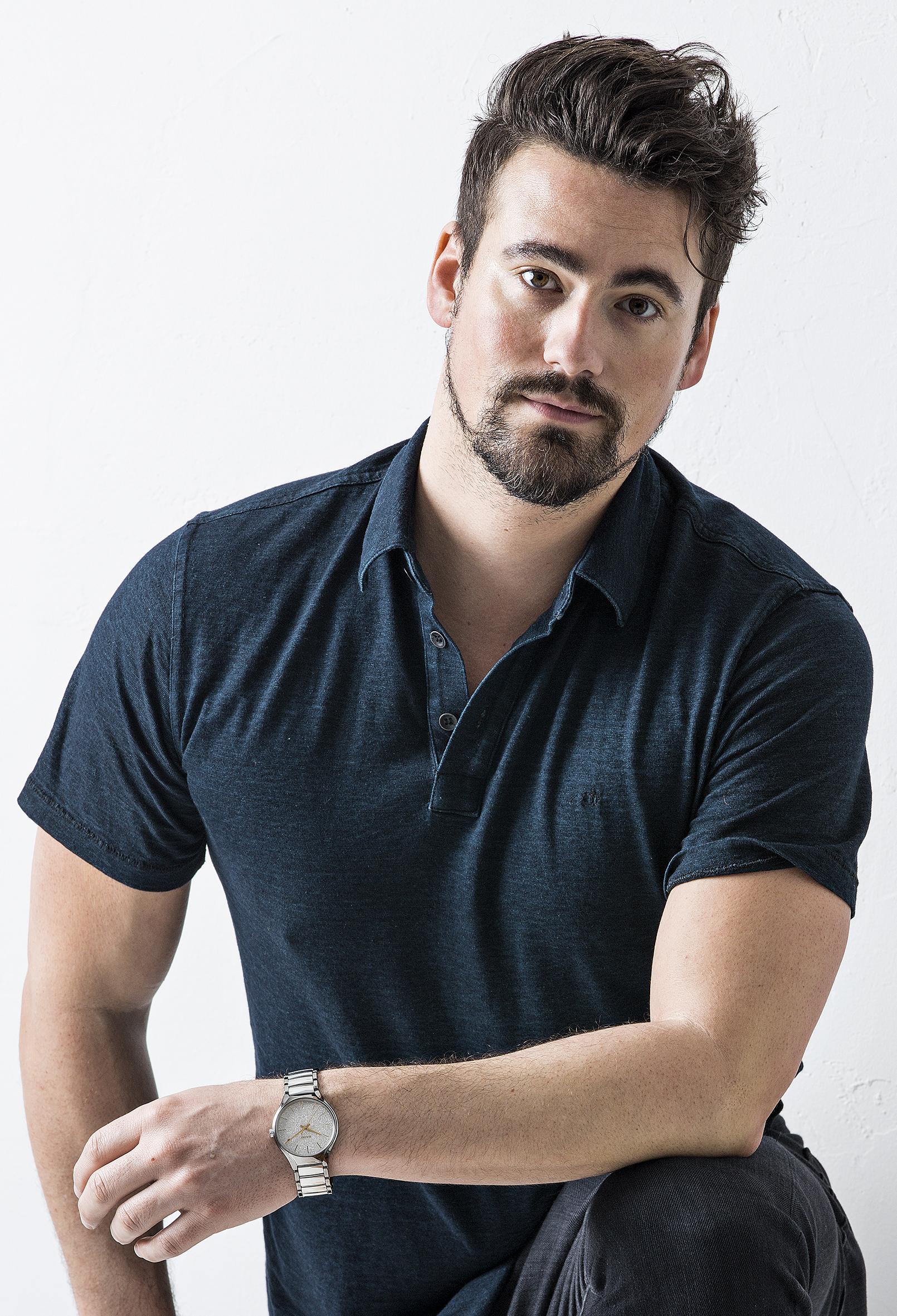 US designer Sam Amoia
