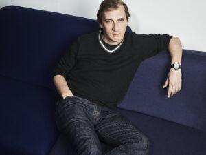 French designer Philippe Nigro