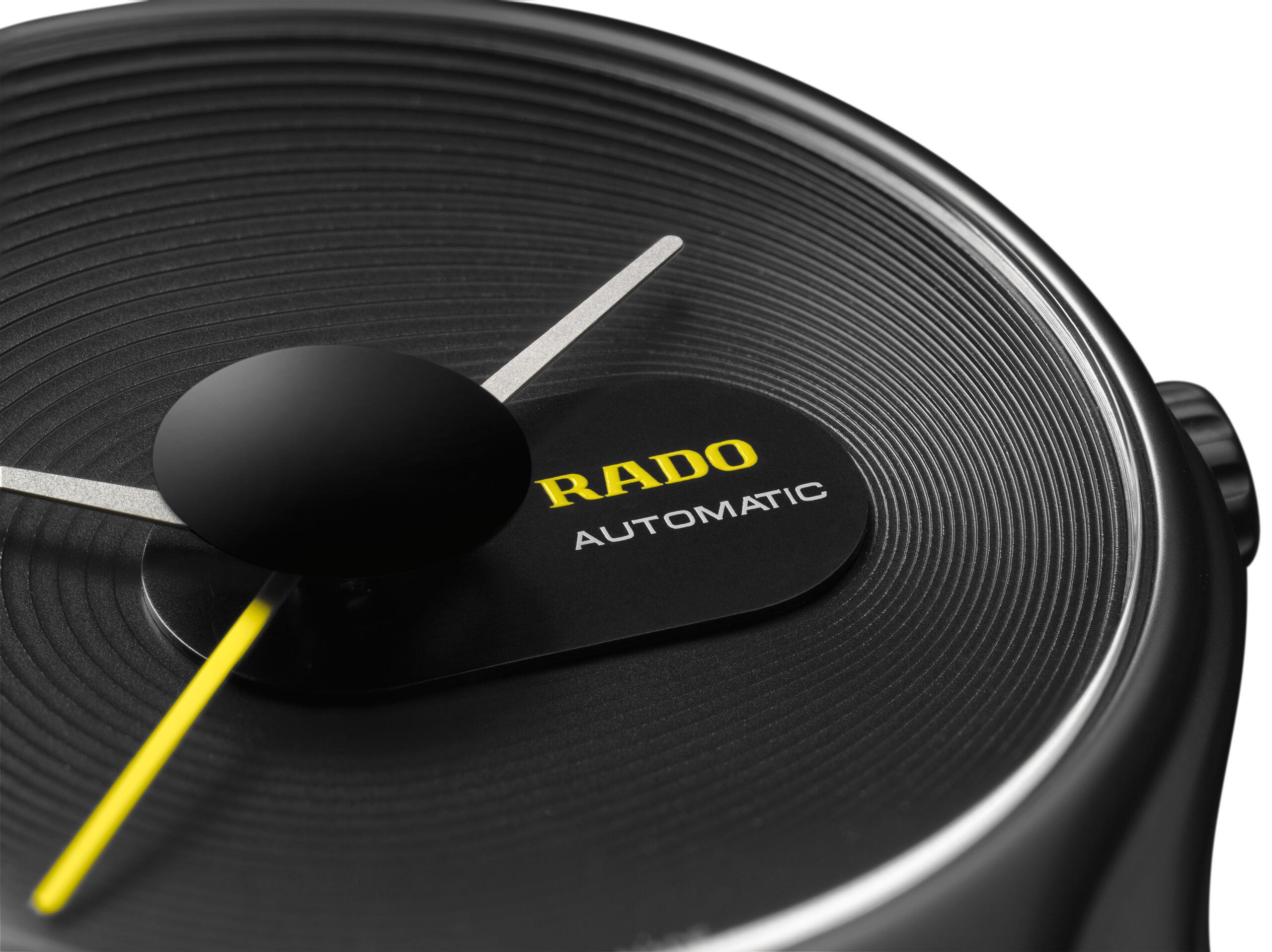 Rado True Stratum by Rainer Mutsch