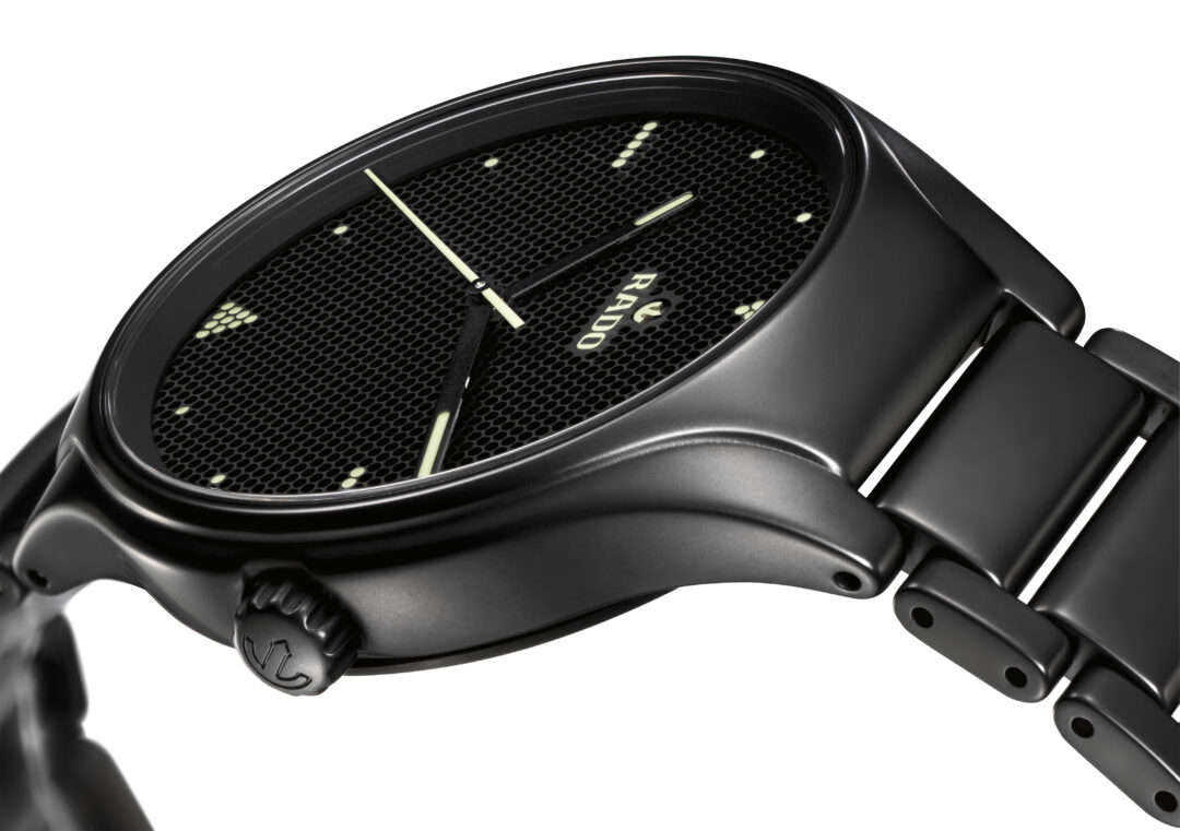 Rado True Phospho designed by Big-Game design studio