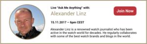 AMA Alexander Linz