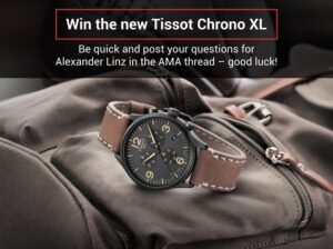 Tissot Chrono XL