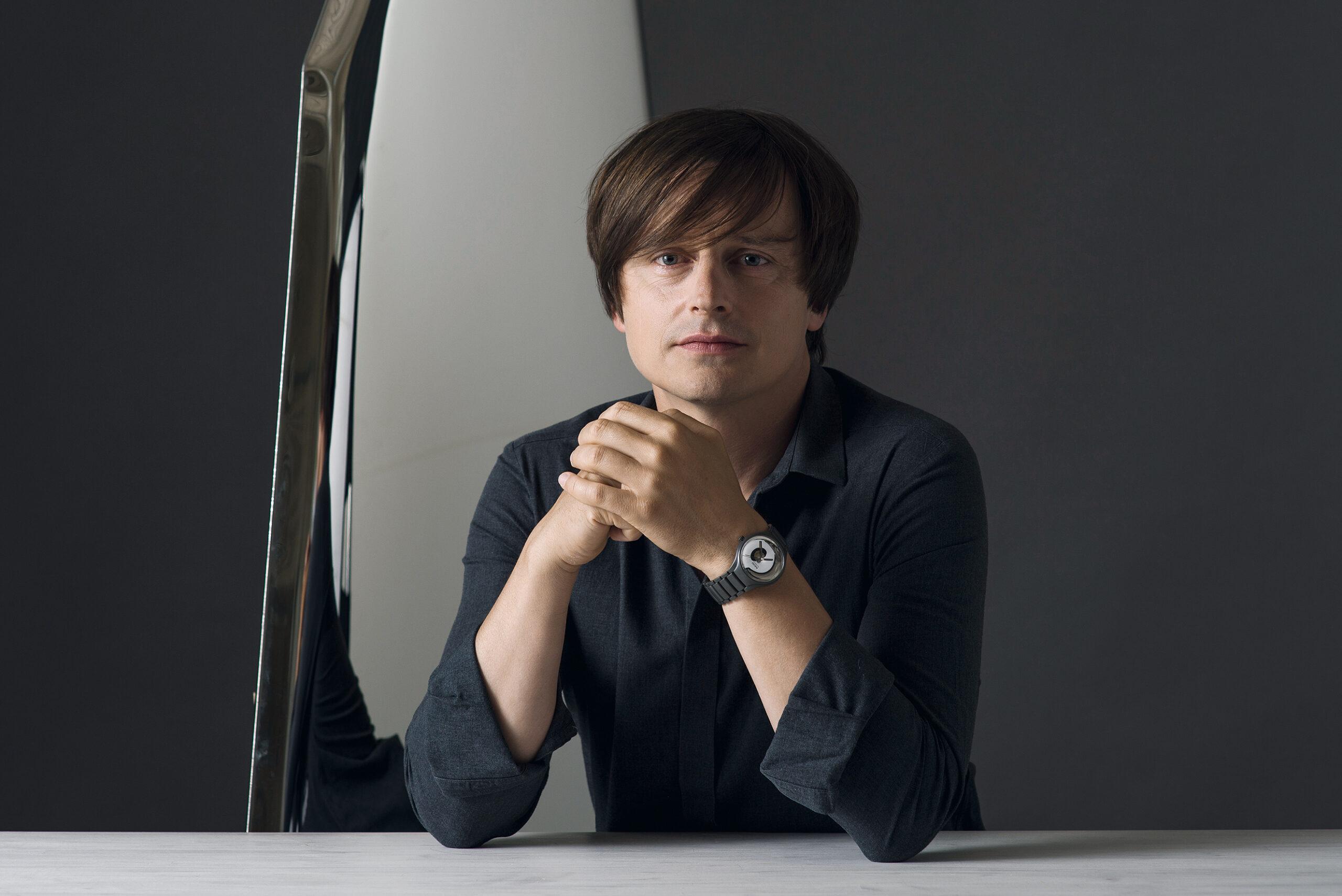 Polish architect Oskar Zieta
