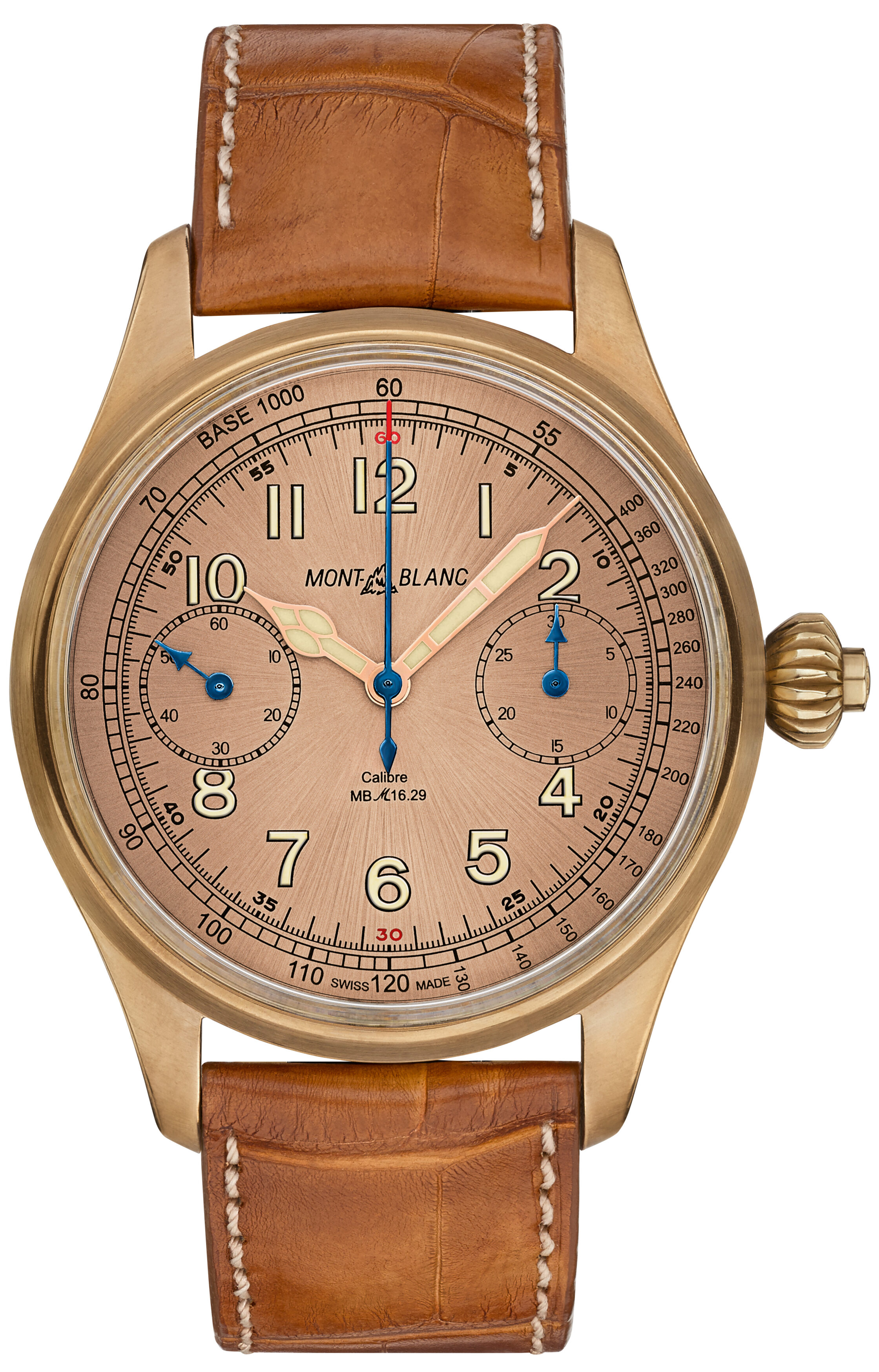 Montblanc '1858 Chronograph Tachymeter Limited Edition 100'