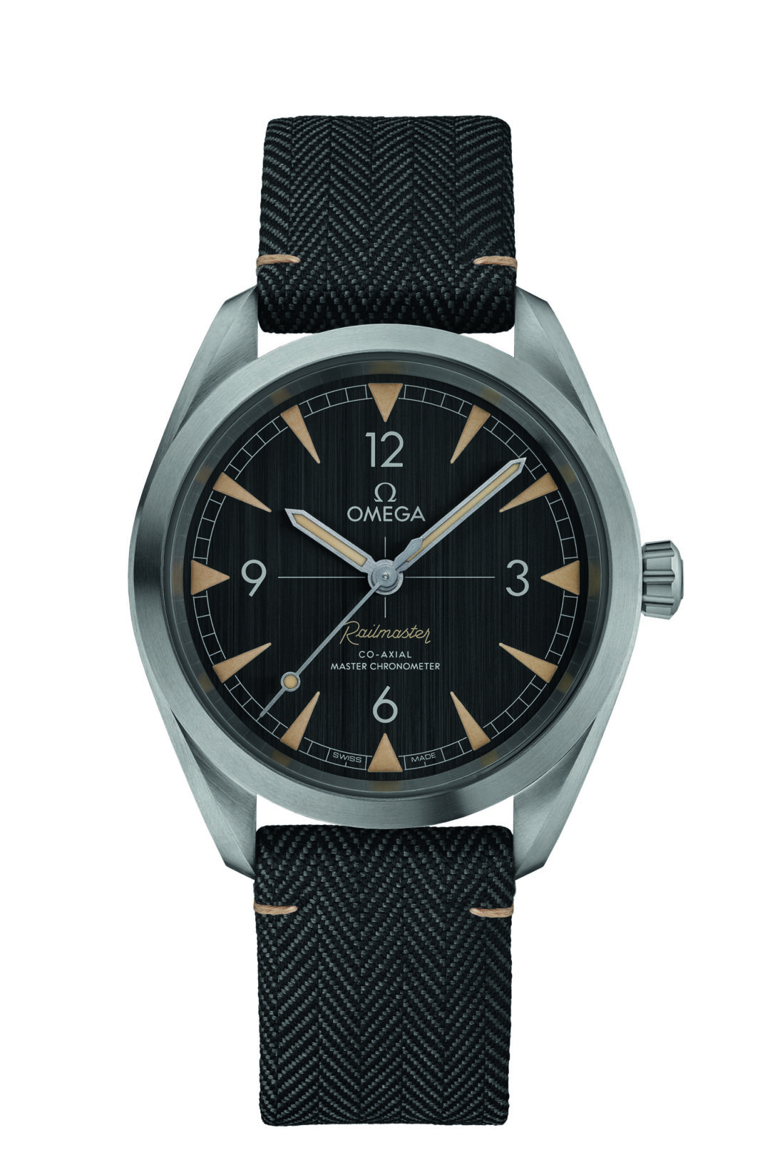 Omega 'Railmaster' Co-Axial Master Chronometer