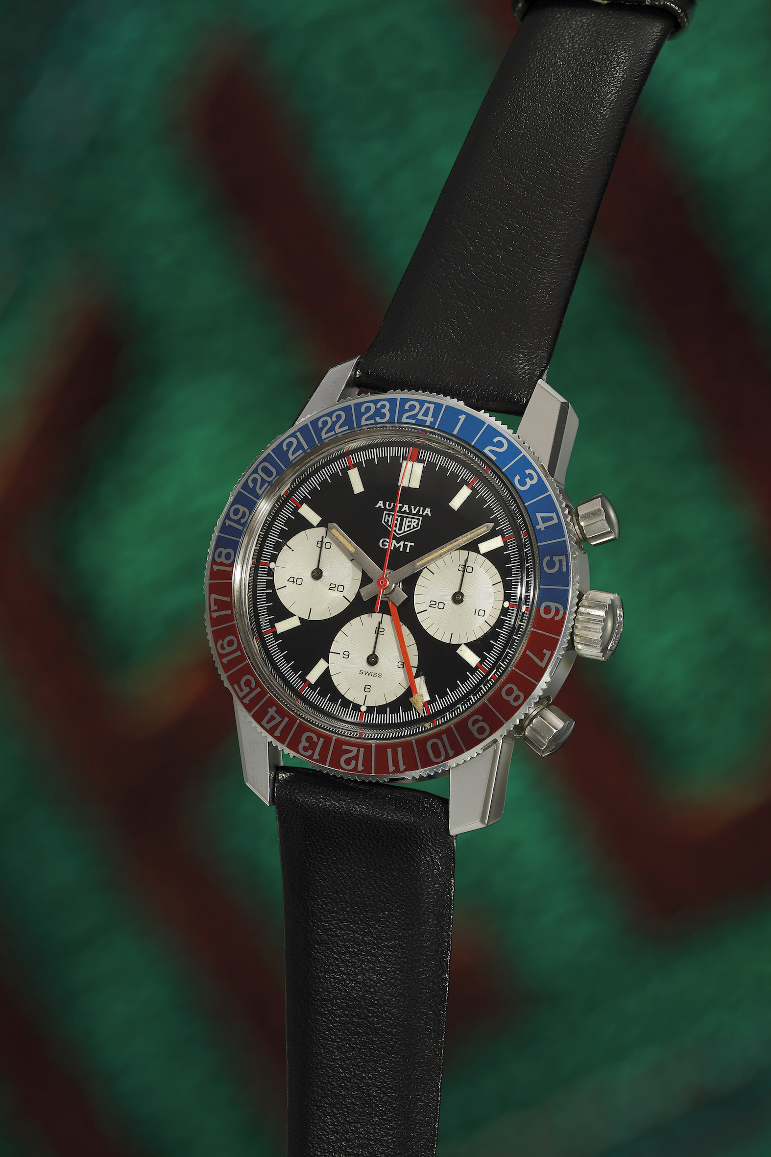 Phillips in association with Bacs & Russo presents 'The Crosthwaite & Gavin Collection: Exceptional Heuer Chronographs from the Jack Heuer Era' this November in Geneva