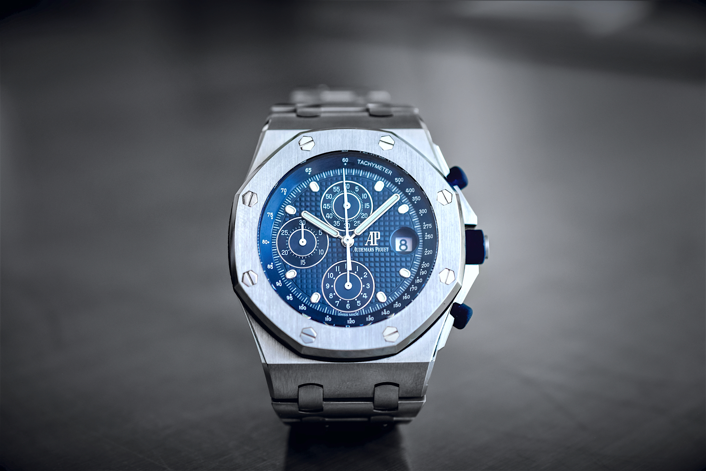 Audemars Piguet Royal Oak Offshore for the  25th anniversary of this icon @AudmemarsPiguet #SIHH2018