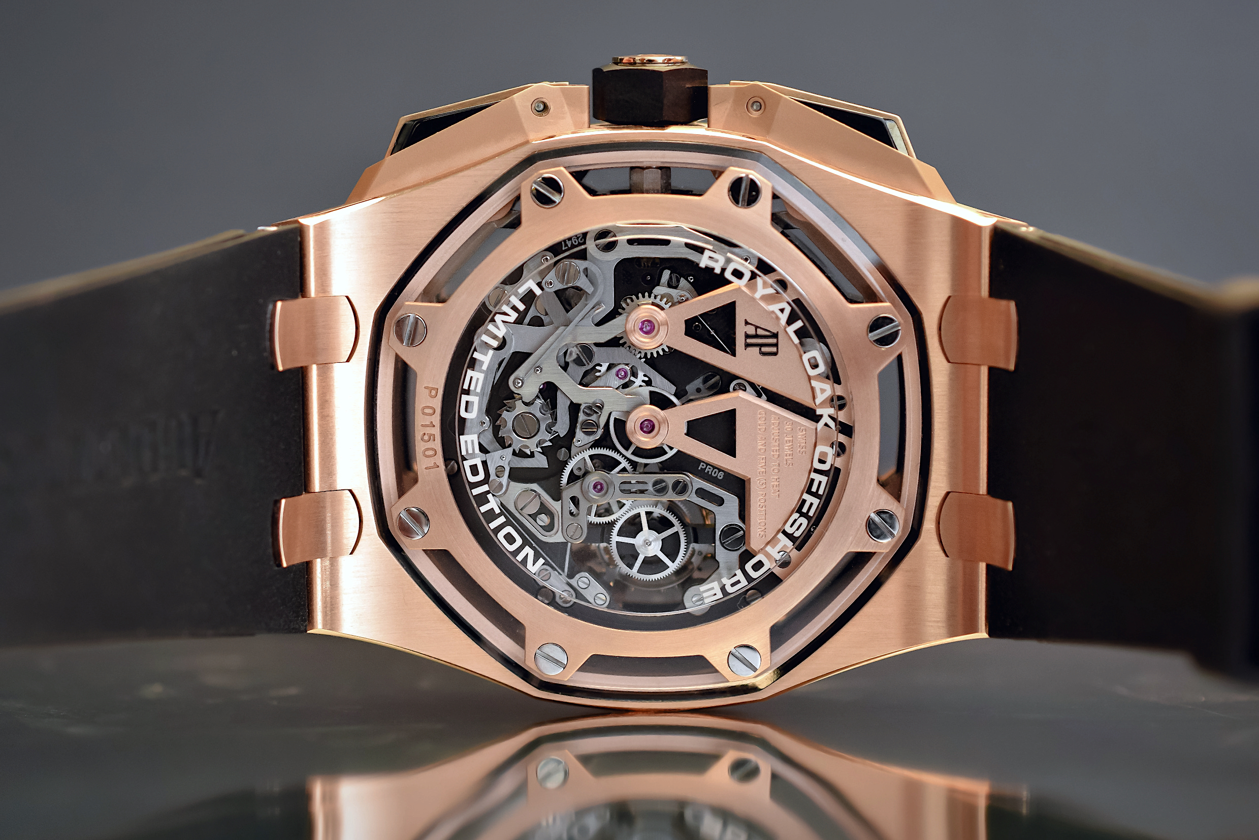 Audemars Piguet Royal Oak Offshore for the  25th anniversary  @AudmemarsPiguet #SIHH2018