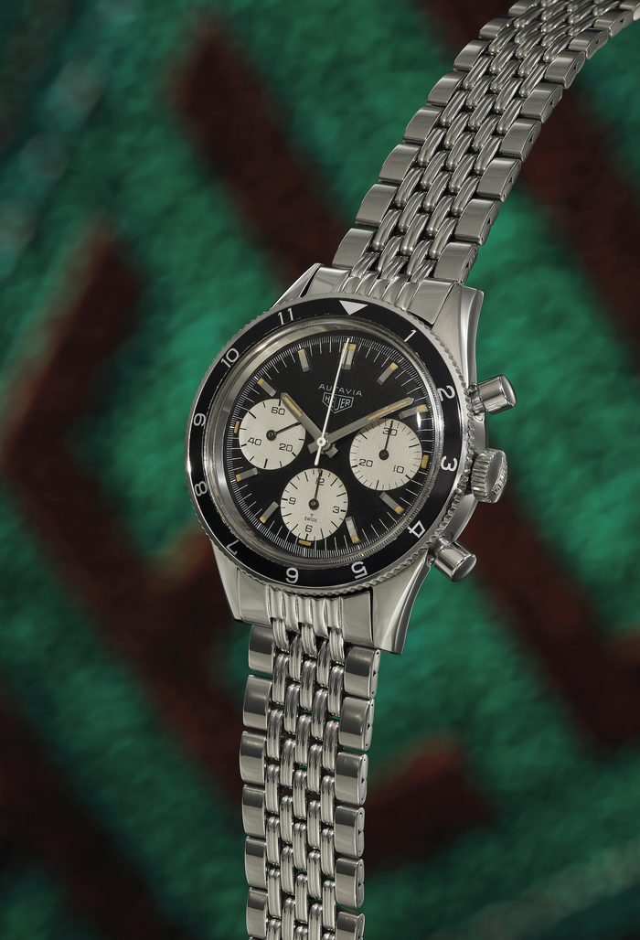 "The Heuer Reference 2446H, the Autavia ""Rindt"""