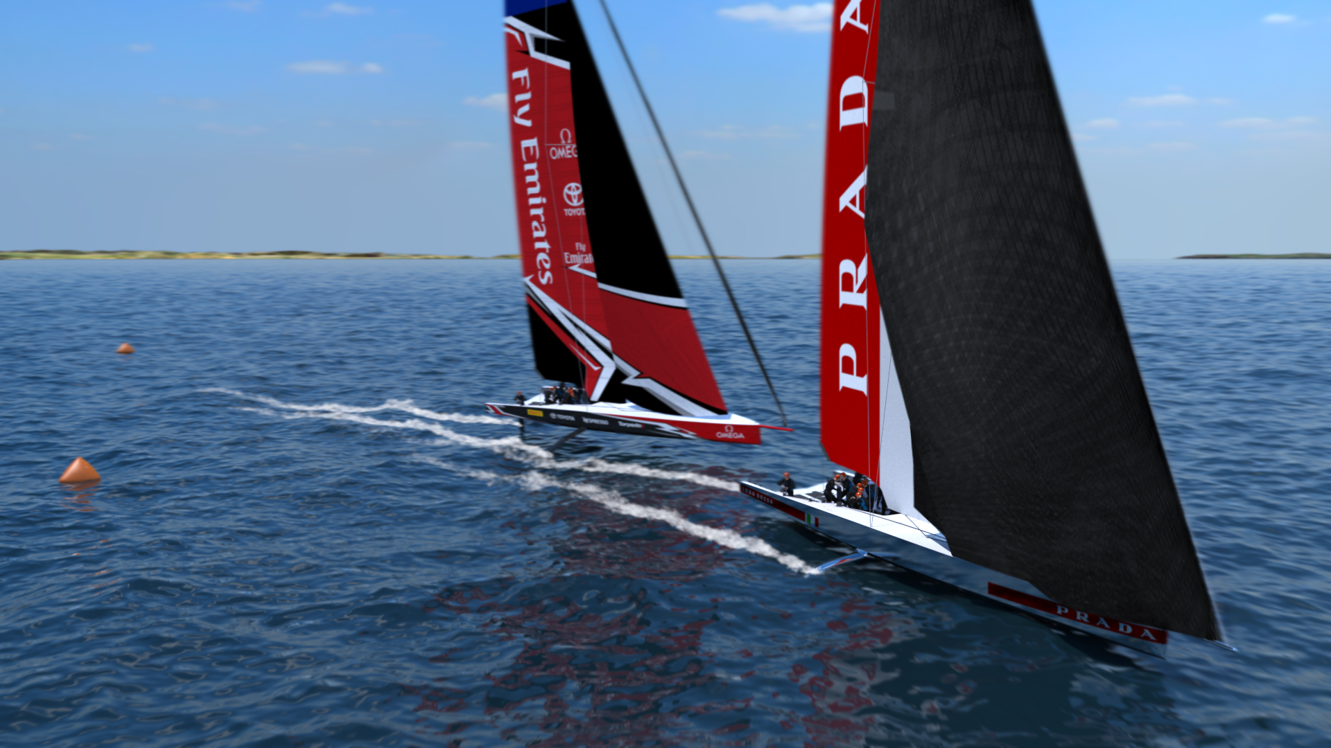 36th America's Cup 2021 in Auckland New Zealand