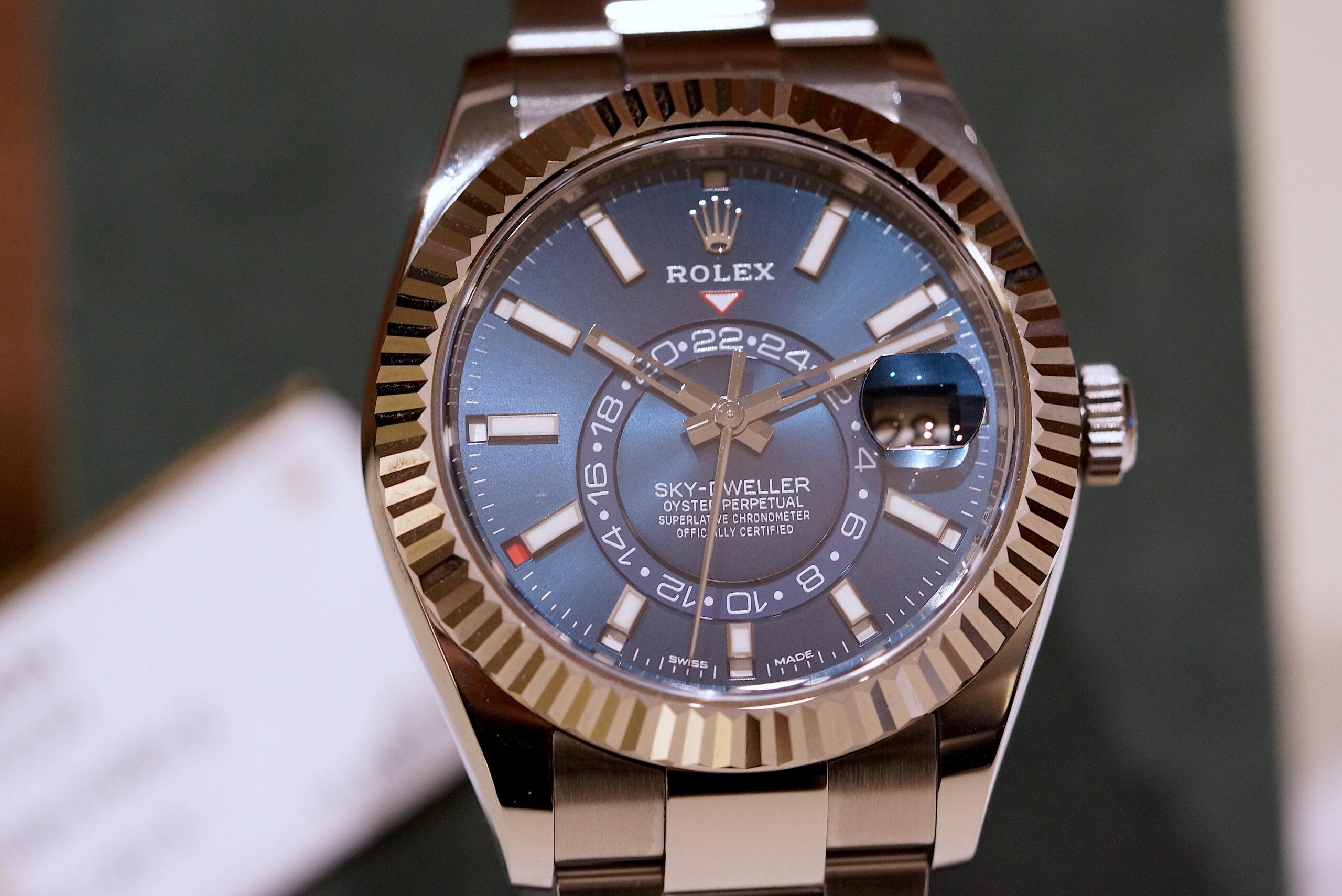 Rolex Oyster Perpetual 'Sky-Dweller'