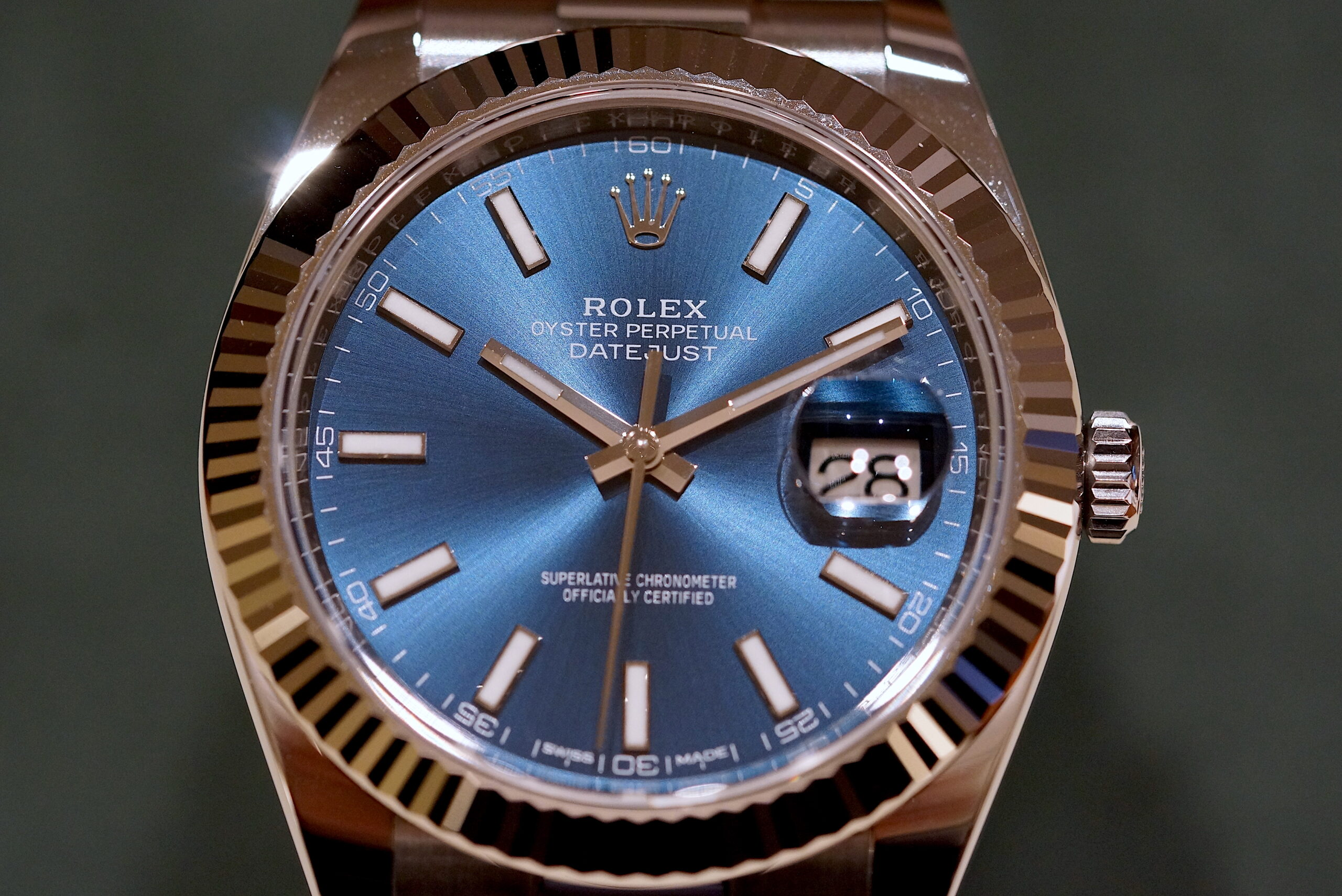 Rolex Oyster Perpetual 'Datejust'